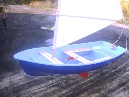 любая лодка