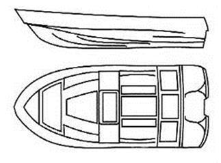 афалина лодка чертежи